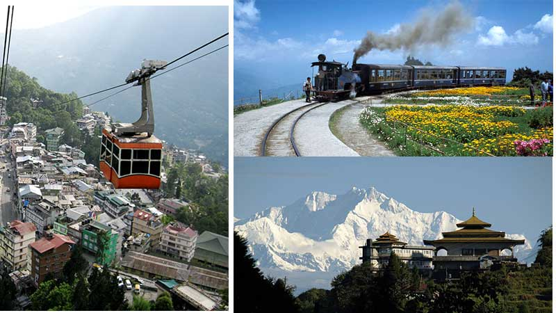 Sikkim Tour Package,6Night-7Days