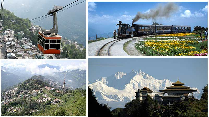 Sikkim Tour Package,8Night-9Days