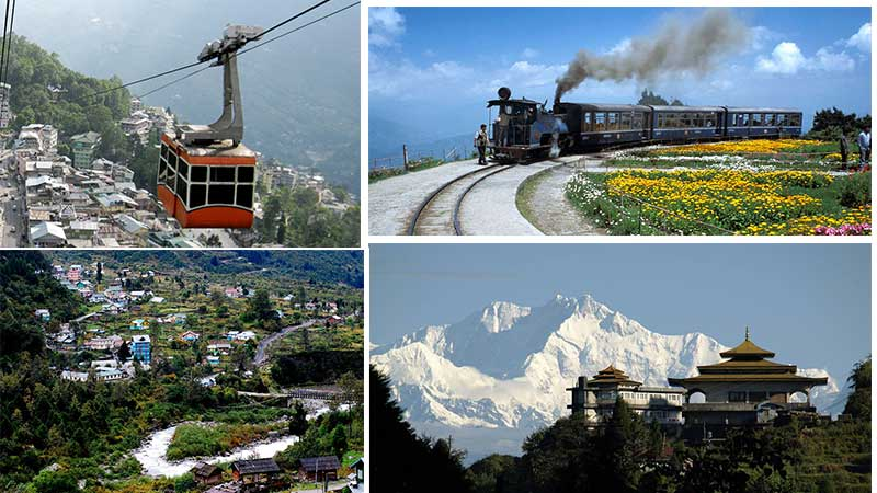 Sikkim Tour Package,9 Night-10 Days